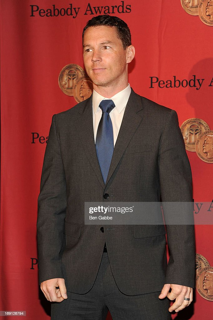 Actor Shawn Hatosy attends 72nd Annual George Foster Peabody Awards at The Waldorf=Astoria on May 20, 2013 in New York City.
