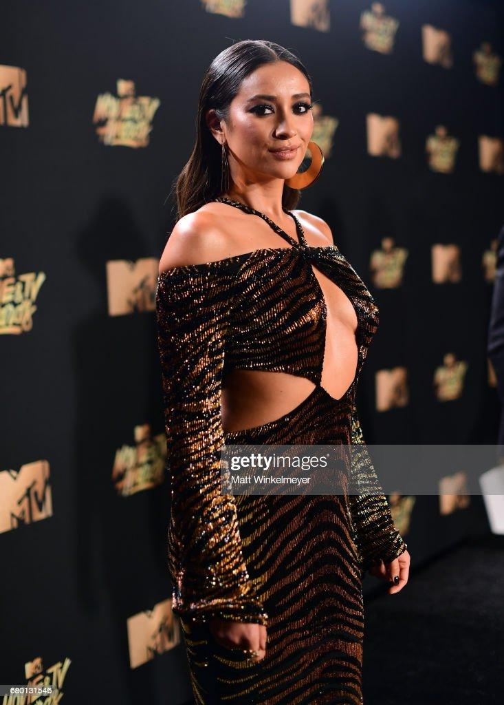 2017 MTV Movie And TV Awards - Red Carpet : News Photo