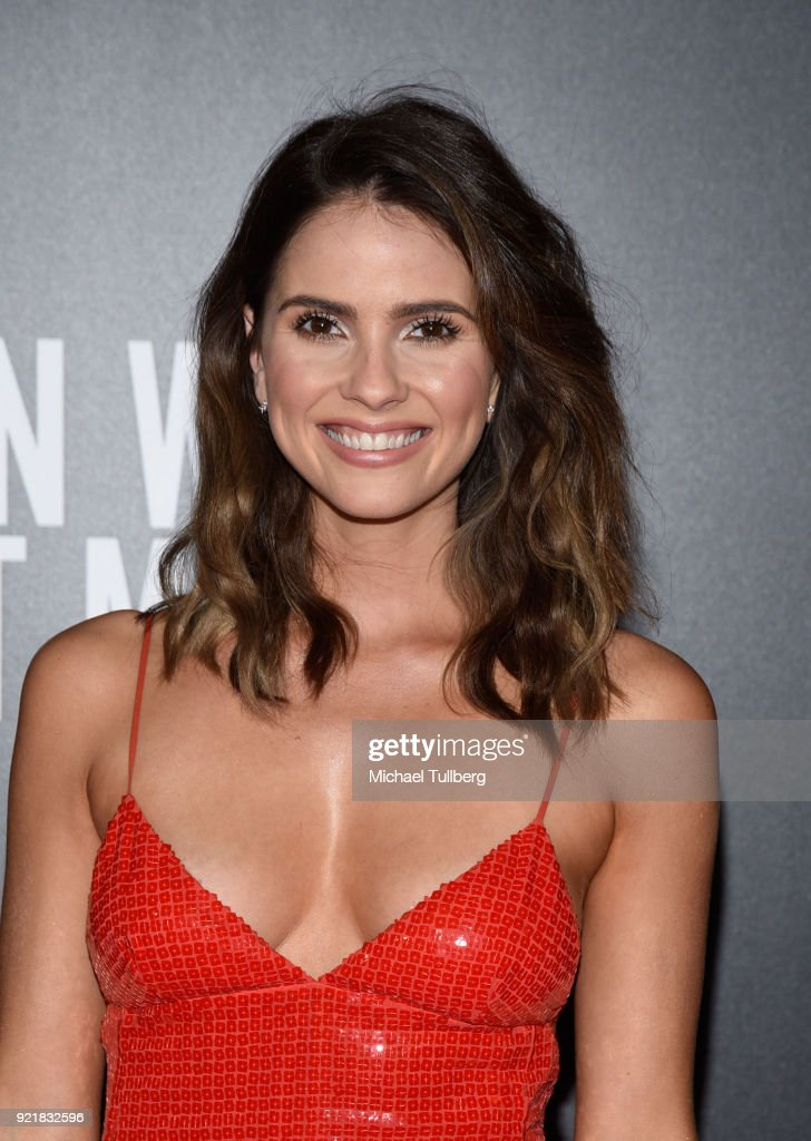 Special Screening Of Netflix's 'When We First Met' - Arrivals : News Photo