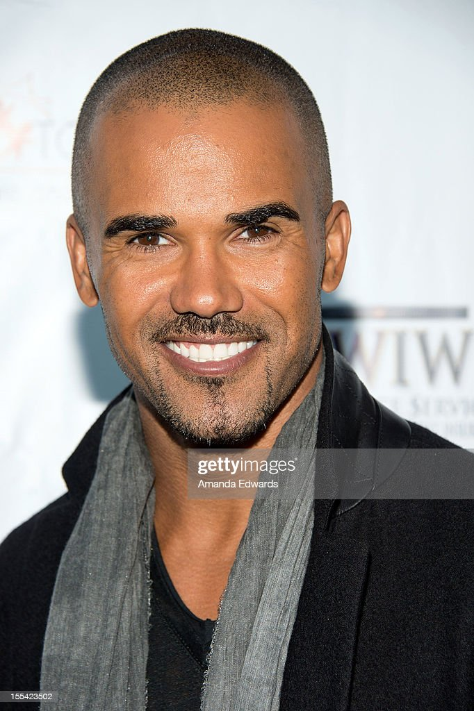 Actor Shemar Moore arrives at the ACT Today!'s 7th Annual Denim & Diamonds For Autism Benefit on November 3, 2012 in Malibu, California.
