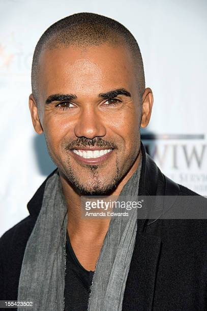 Actor Shemar Moore arrives at the ACT Today's 7th Annual Denim Diamonds For Autism Benefit on November 3 2012 in Malibu California