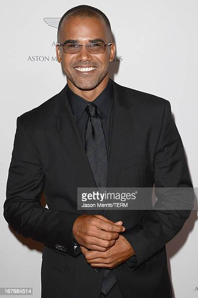 Actor Shemar Moore attends the 20th Annual Race To Erase MS Gala Love To Erase MS at the Hyatt Regency Century Plaza on May 3 2013 in Century City...