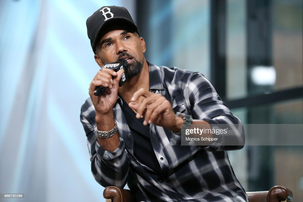 "Build Presents Shemar Moore Discussing ""S.W.A.T."" : News Photo"