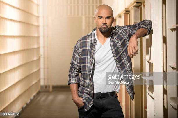 Actor Shemar Moore is photographed for USA Today on November 7 2017 in Monterey Park California PUBLISHED IMAGE