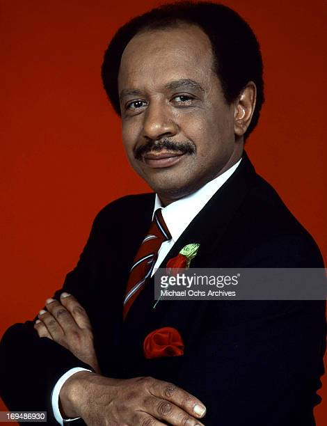 Actor Sherman Hemsley poses for a portrait in circa 1980