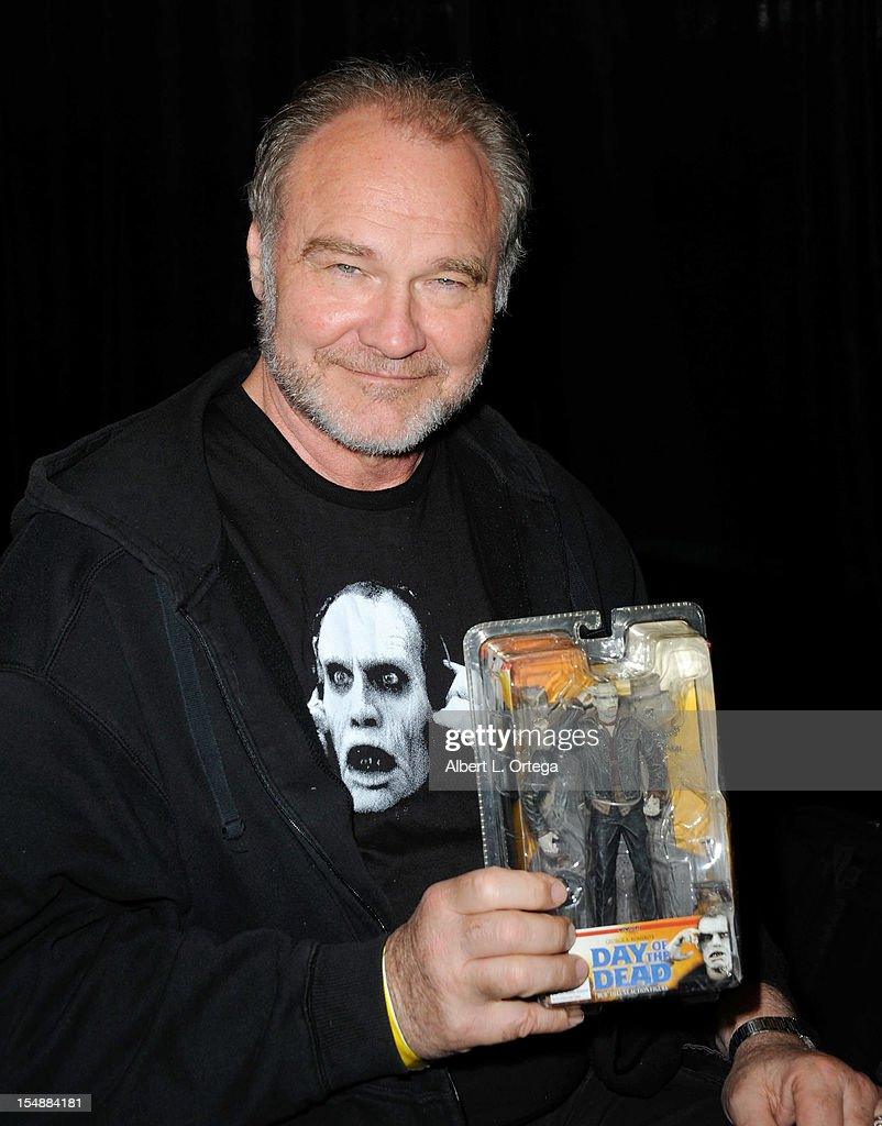 Actor Sherman Howard attends Son Of Monsterpalooza held at Burbank Marriott Airport Hotel & Convention Center on October 27, 2012 in Burbank, California.