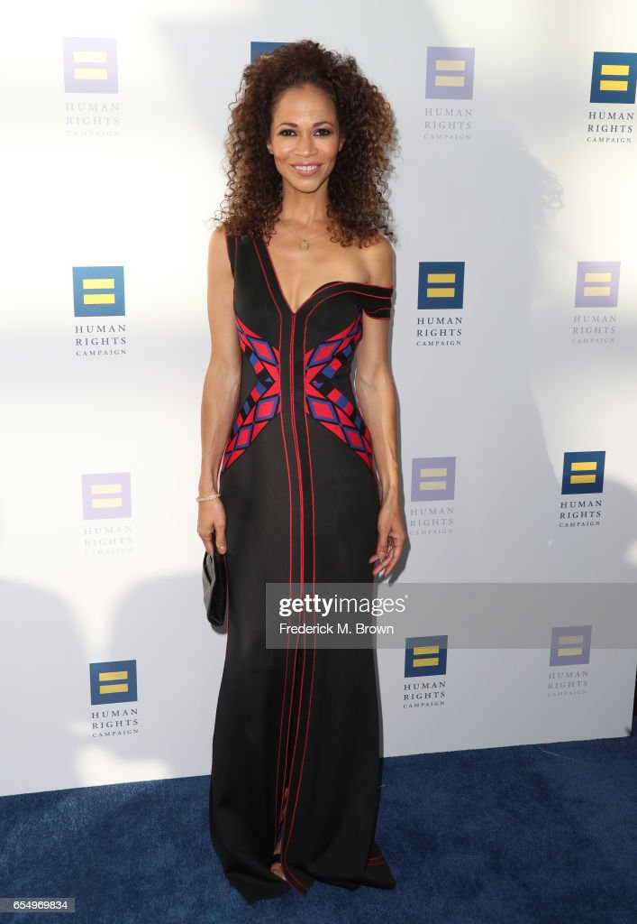Actor Sherri Saum at The Human Rights Campaign 2017 Los Angeles Gala Dinner at JW Marriott Los Angeles at L.A. LIVE on March 18, 2017 in Los Angeles, California.