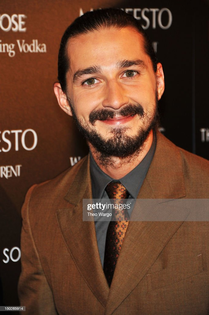 "The Cinema Society & Manifesto Yves Saint Laurent Host A Screening Of The Weinstein Company's ""Lawless"" - Arrivals"