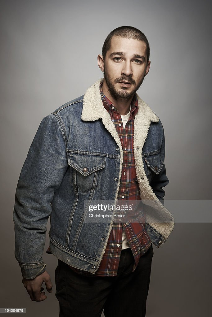 Shia LaBeouf, Entertainment Weekly, February 8, 2013