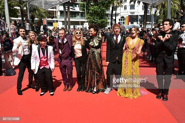 US actor Shia Labeouf US actor Isaiah Stone US actress Veronica Ezell US actor Mccaul Lombardi British director Andrea Arnold US actress Sasha Lane...