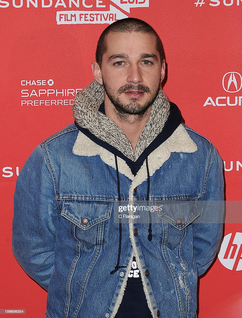 """The Necessary Death of Charlie Countryman"" Premiere - 2013 Sundance Film Festival"