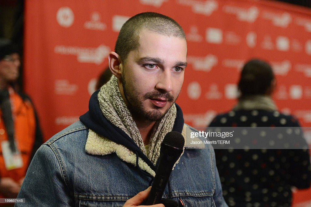 """The Necessary Death Of Charlie Countryman"" Premiere - Arrivals - 2013 Sundance Film Festival : News Photo"