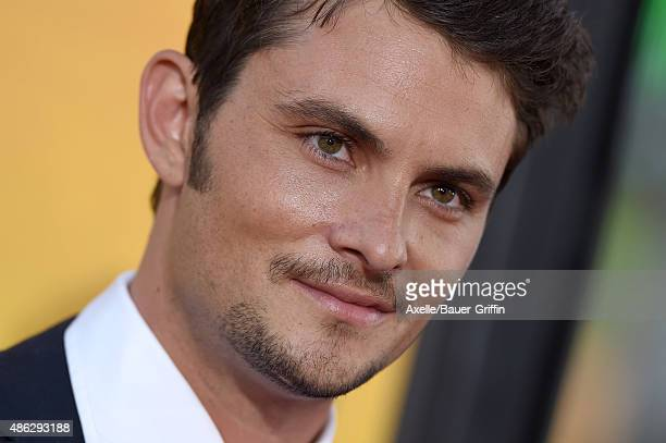 Actor Shiloh Fernandez arrives at the premiere of Warner Bros. Pictures' 'We Are Your Friends' at TCL Chinese Theatre on August 20, 2015 in...