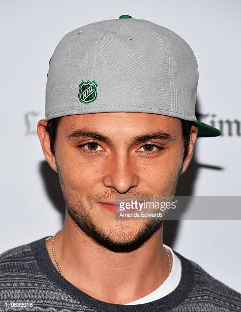 """Actor Shiloh Fernandez arrives at the """"Tapia"""" premiere during the 2013 Los Angeles Film Festival at Regal Cinemas L.A. Live on June 15, 2013 in Los..."""