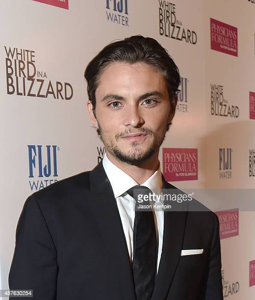 Actor Shiloh Fernandez attends the premiere of White Bird In A Blizzard at ArcLight Hollywood on October 21 2014 in Hollywood California