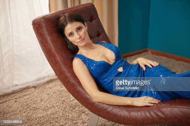 Actor Shiri Appleby is photographed for Emmy magazine on September 18, 2016 in Los Angeles, California.