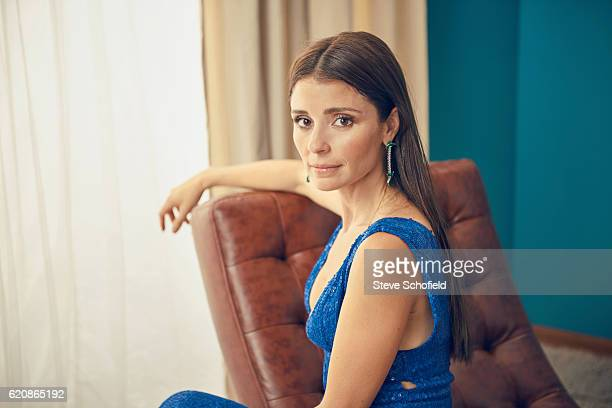 Actor Shiri Appleby is photographed for Emmy magazine on September 18 2016 in Los Angeles California