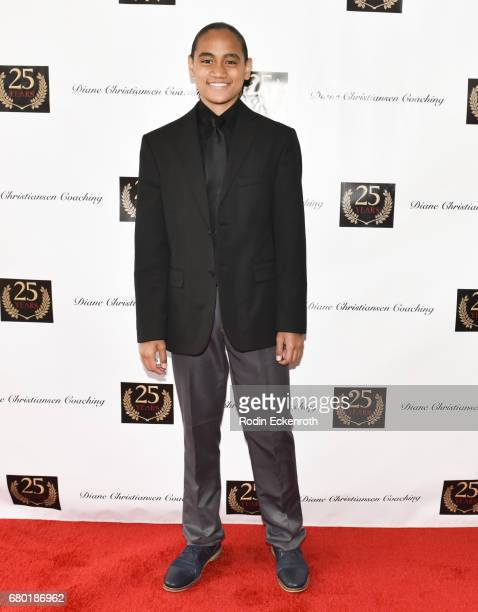 Actor Siaki Sii attends the Red Carpet Gala Celebrating Diane Christiansen at Crystal View Lounge on May 7, 2017 in Burbank, California.