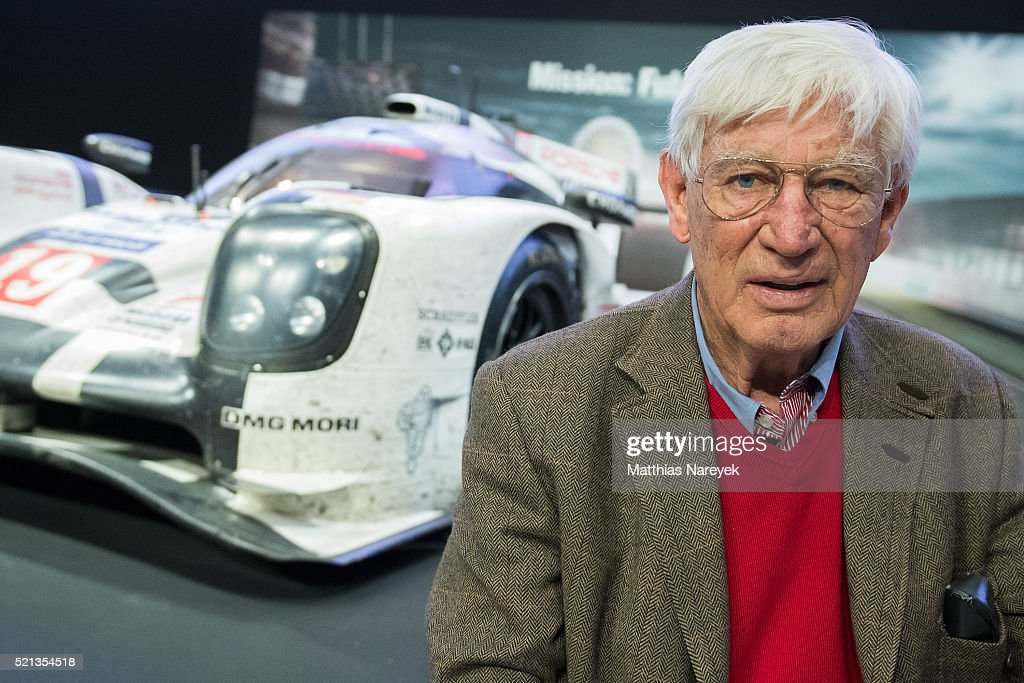 'Unser Le Mans' Book Presentation In Berlin