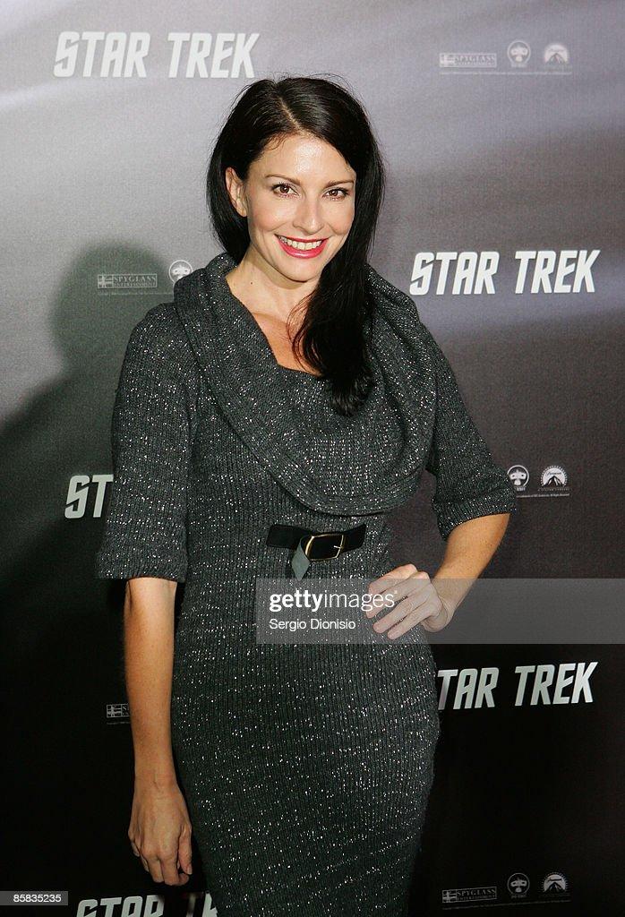 'Star Trek' - World Premiere : News Photo