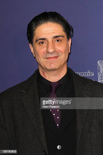 Actor Simon Abkarian attends the 37th Cesar Film Awards at Theatre du Chatelet on February 24 2012 in Paris France