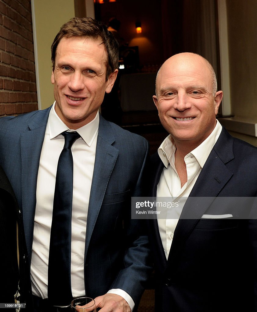 """Premiere Of Starz's """"Spartacus: War Of The Damned"""" - After Party"""