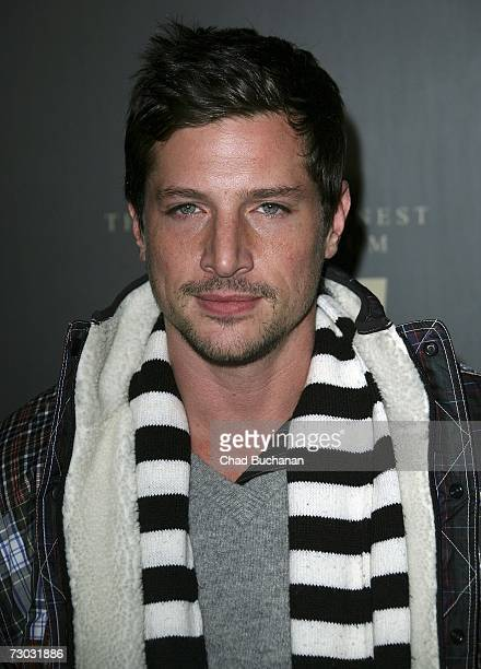 Actor Simon Rex attends Trump Vodka launch party at Les Deux on January 17, 2007 in Los Angeles, California.