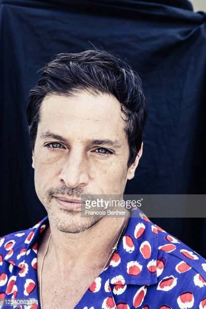 Actor Simon Rex poses for a portrait during the 74th Cannes International Film Festival, on July 10, 2021 in Cannes, France.
