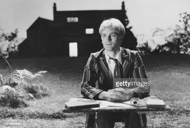Actor Simon Shepherd in a scene from the BBC Playhouse episode 'Sweet Wine of Youth' June 16th 1979