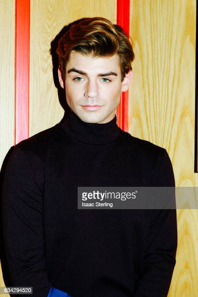 Actor singer and dancer Garret Clayton is photographed for Self Assignment on November 19 2016 in Los Angeles California