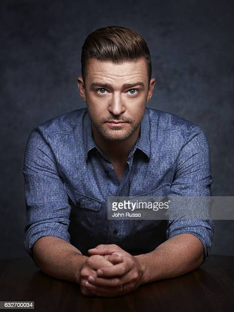 Actor singer and producer Justin Timberlake is photographed for 20th Century Fox on June 1 2016 in Los Angeles California