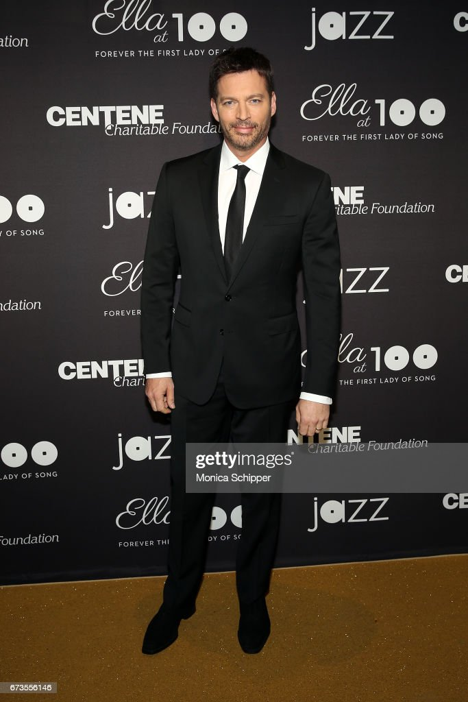 Actor, singer and tv personality Harry Connick, Jr. attends the 2017 Jazz At Lincoln Center Gala: Ella At 100: Forever The First Lady of Song, at Frederick P. Rose Hall, Jazz at Lincoln Center on April 26, 2017 in New York City.