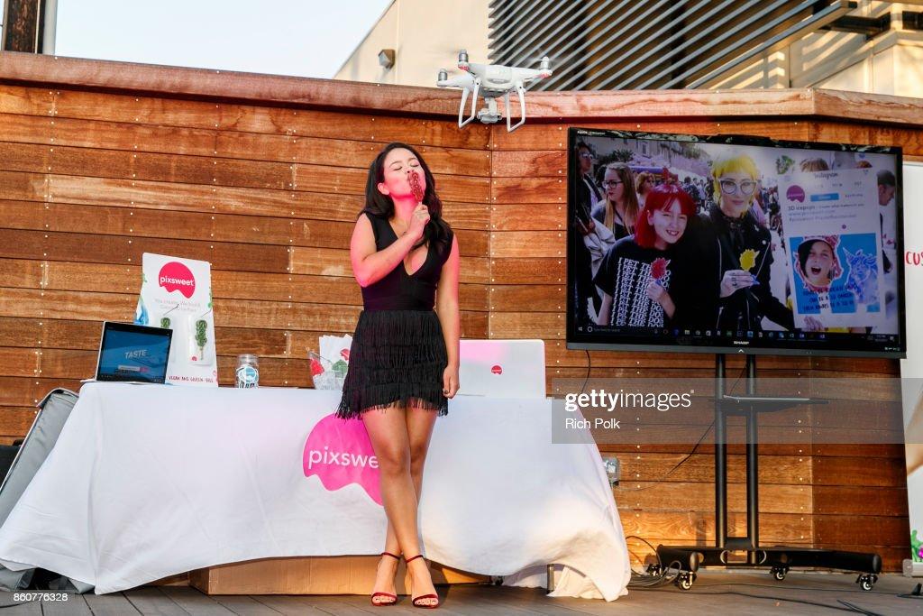 Actor, Singer, Model and host, Cierra Ramirez attends Google CS+X Series: Dress Code at Google Los Angeles Office on October 12, 2017 in Venice, California.
