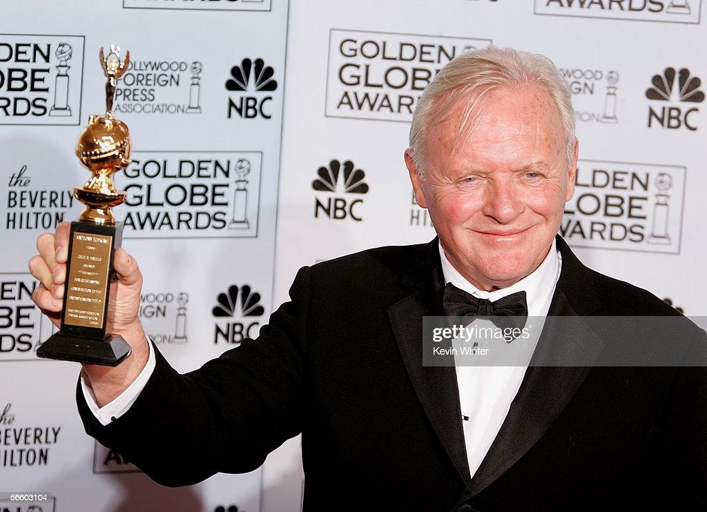 The 63rd Annual Golden Globe Awards - Press Room : News Photo