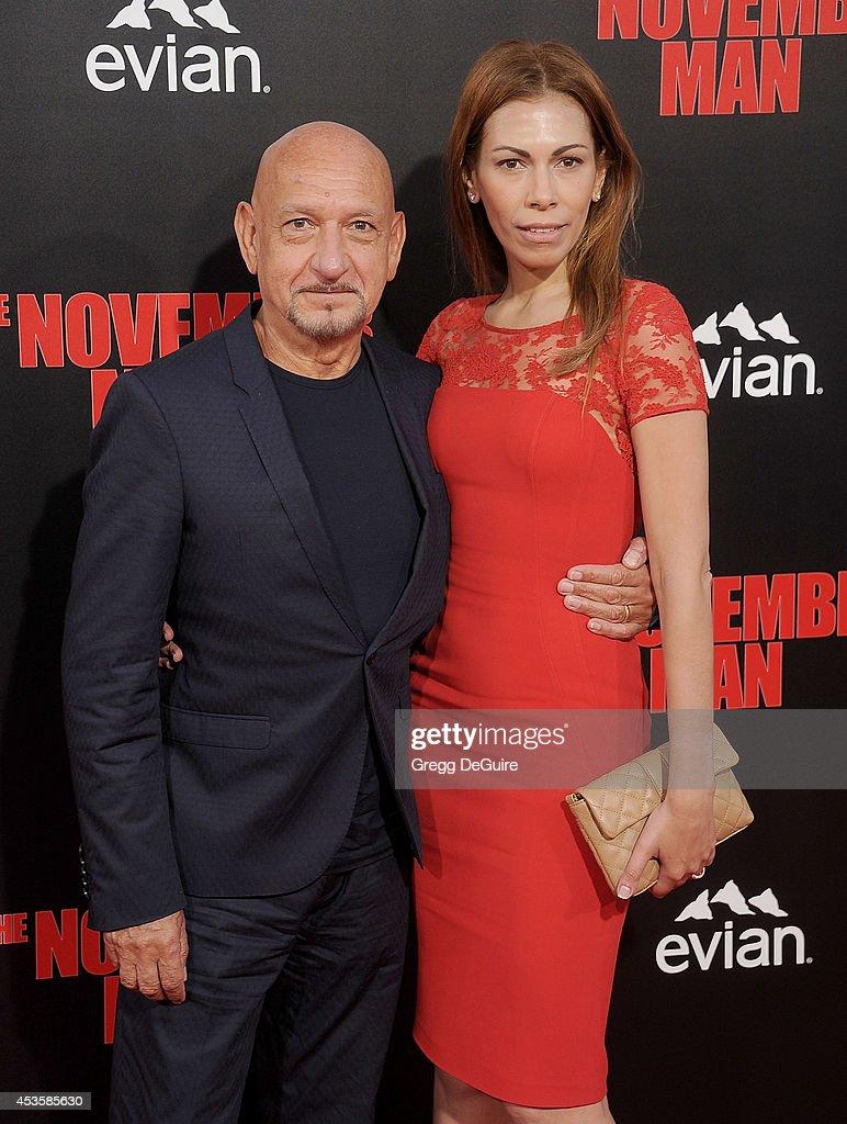 """The November Man"" - Los Angeles Premiere - Arrivals"