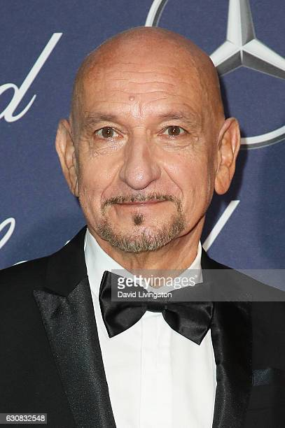 Actor Sir Ben Kingsley arrives at the 28th Annual Palm Springs International Film Festival Film Awards Gala at the Palm Springs Convention Center on...