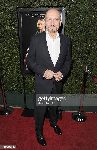 Actor Sir Ben Kingsley arrives at the premiere of Paramount Pictures and Mandate Pictures' 'Young Adult' held at the Academy of Motion Picture Arts...