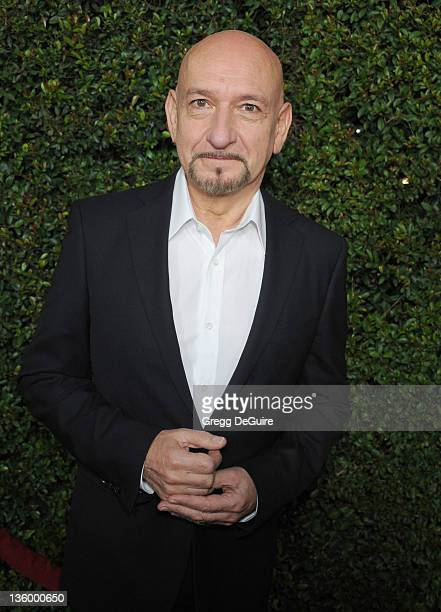 Actor Sir Ben Kingsley arrives at the 'Young Adult' Los Angeles Premiere at AMPAS Samuel Goldwyn Theater on December 15 2011 in Beverly Hills...