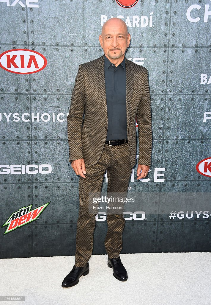 Spike TV's Guys Choice 2015 - Arrivals