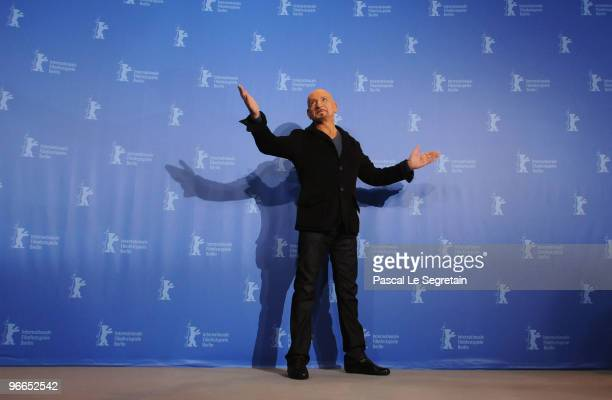 Actor Sir Ben Kingsley attends the 'Shutter Island' Photocall during day three of the 60th Berlin International Film Festival at the Grand Hyatt...