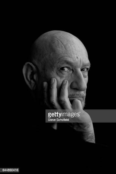 Actor Sir Ben Kingsley is photographed for Emmy magazine on April 6 2016 in Los Angeles California