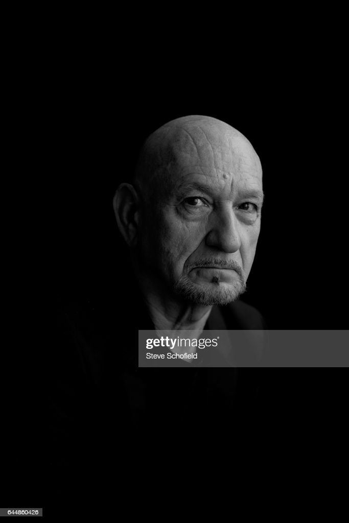 Ben Kingsley, Emmy magazine USA, Issue 6, 2016