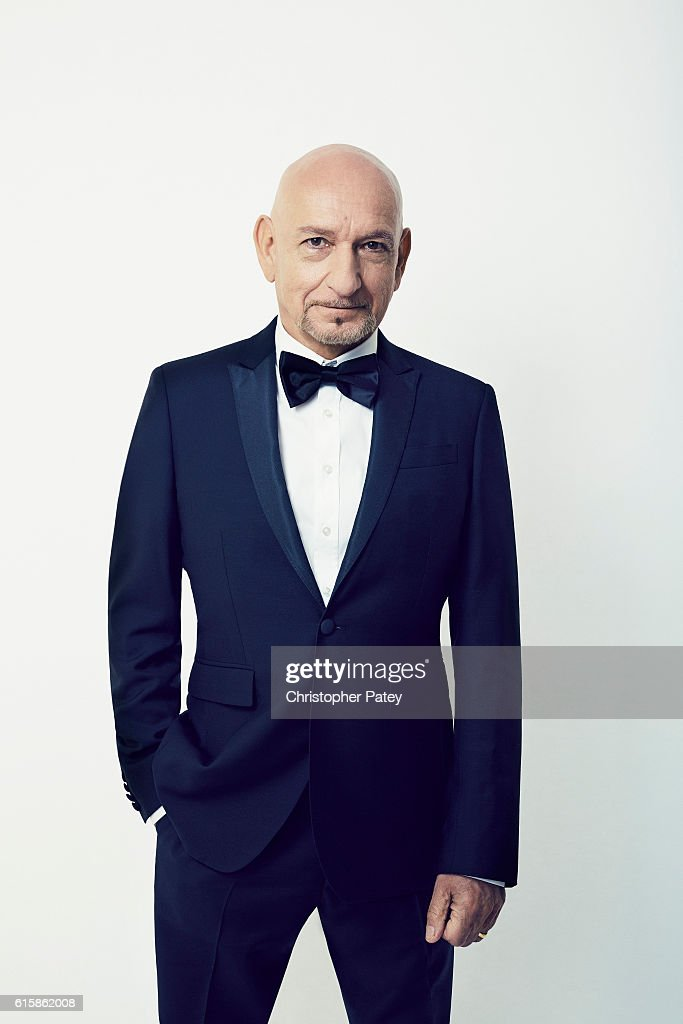 Actor Sir Ben Kingsley poses for a portrait at the 2016 American Cinematheque Awards on October 14, 2016 in Beverly Hills, California.