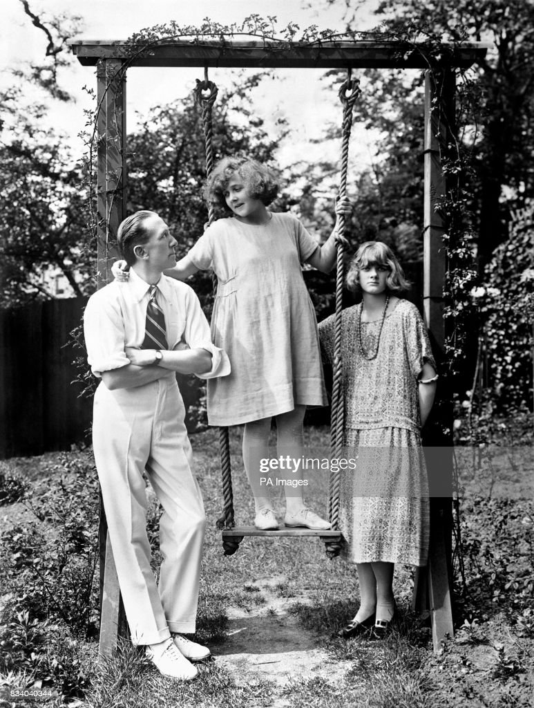 British Stage Actors - Sir Gerald du Maurier - London - 1923 : News Photo