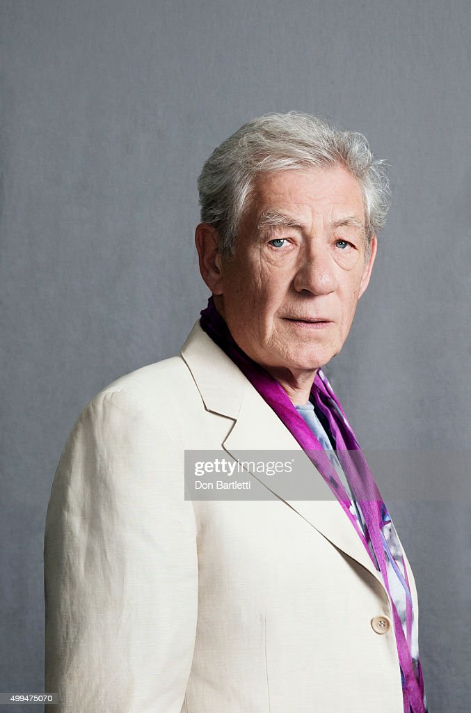 Sir Ian McKellan, Los Angeles Times, November 19, 2015