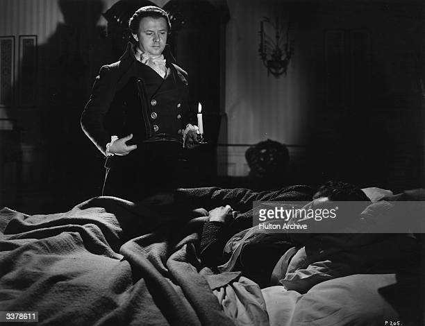 Actor Sir John Mills stars as William Wilberforce in the 20th Century Fox production 'Young Mr Pitt', directed by Carol Reed.