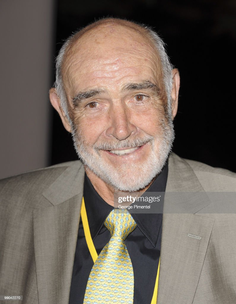 Actor Sir Sean Connery attends the special tribute and presentation of the prestigious Career Achievement Award at the 6th Annual Bahamas Film Festival at the Balmoral Club on December 13, 2009 in Nassau, Bahamas.