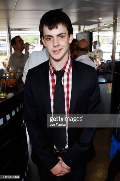COVERAGE** Actor Skandar Keynes arrives by boat to the UK Premiere of The Chronicles of Narnia Prince Caspian at the O2 Dome in North Greenwich on...