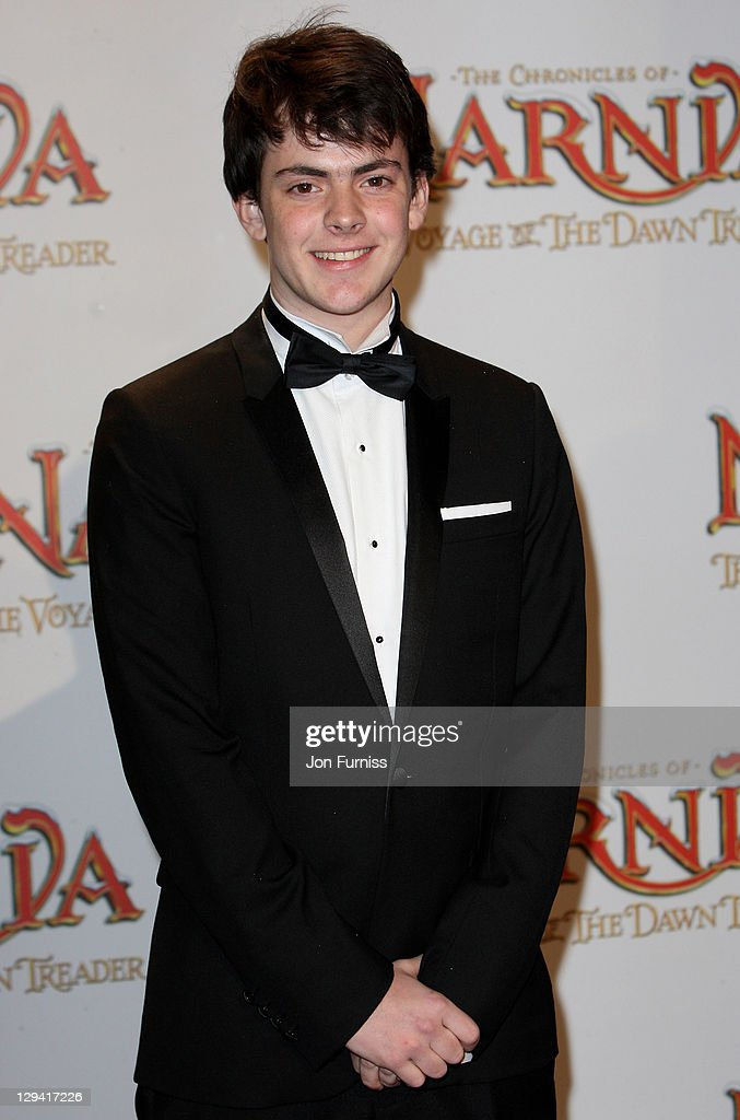 """Royal Film Performance 2010: """"The Chronicles Of Narnia: The Voyage Of The Dawn Treader"""" - Inside : News Photo"""