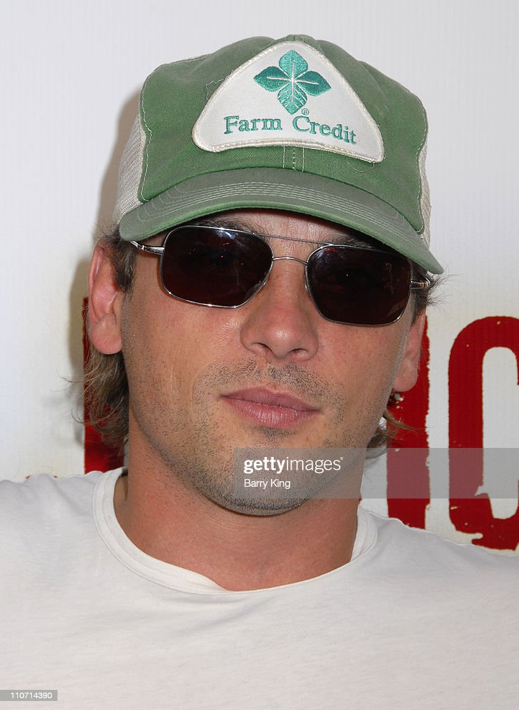 Actor Skeet Ulrich attends the 'Jericho' First Season DVD launch party held at Crimson Hollywood on October 2, 2007 in Hollywood, California.